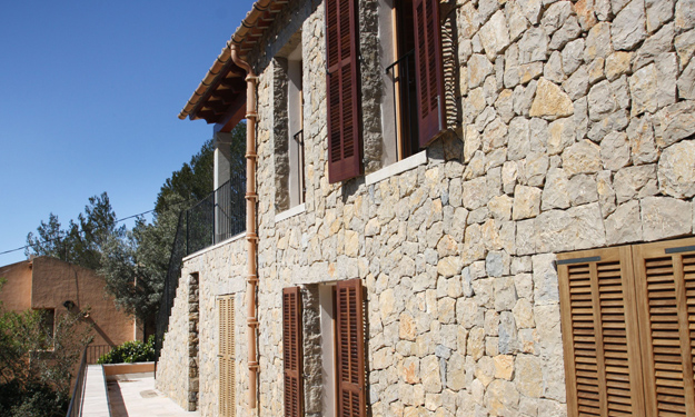 New Build 3 Bedroom Stone House For Sale In Galilea