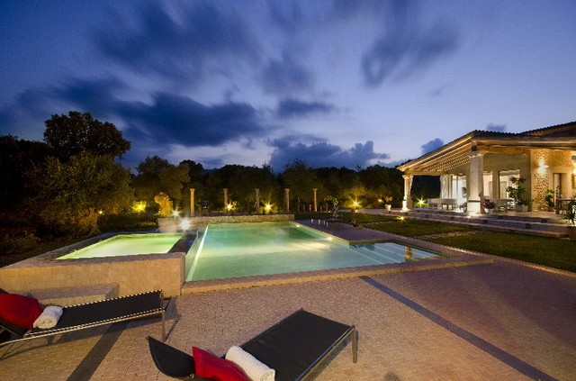 A spectacular house close to Pollensa town in La Marina