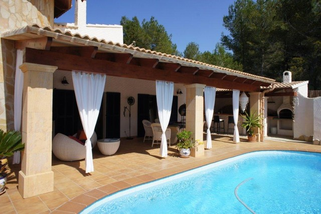 Immaculate Villa for sale in Son Serra de Marina, Mallorca