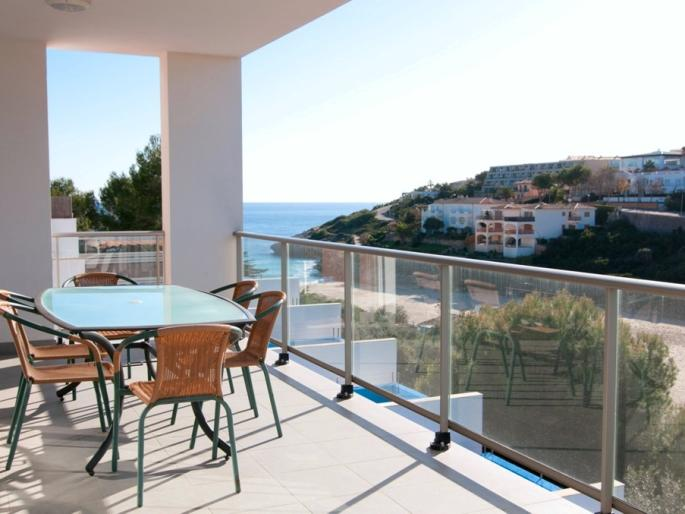 Sea view terraced house for sale in Porto Cristo Novo, Mallorca
