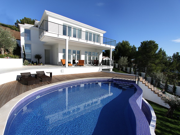 New build luxury villa for sale in Cas Catala, Mallorca