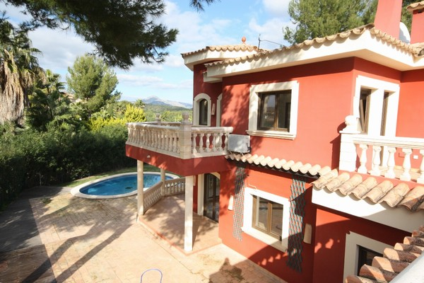 Mountain View Villa for sale in Santa Ponsa, Mallorca