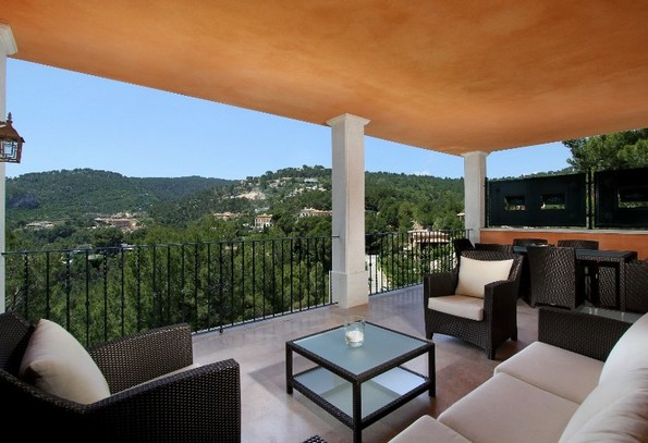 Newly constructed home for sale in Son Vida, Mallorca