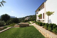 Four bedroom detached villa for sale in Pollensa by the Golf Course, Mallorca