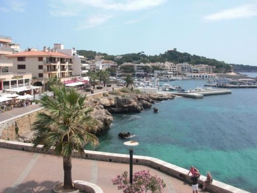 Penthouse apartment overlooking the sea in Cala Ratjada, Mallorca