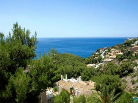 Property for sale in Majorca Andratx Cala Marmacen