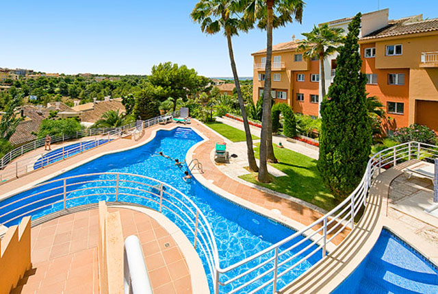 Reduced luxury apartment for sale in Bendinat Mallorca
