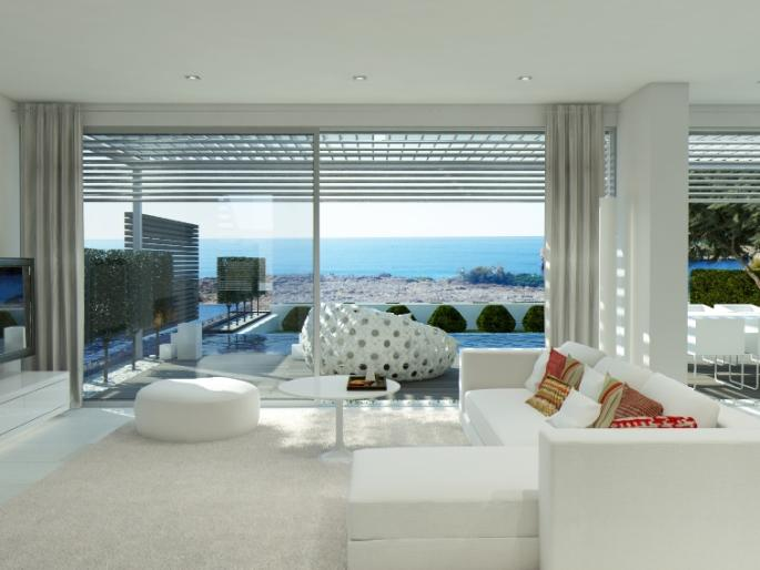 Newbuild Apartment For Sale In Porto Cristo With Sea Views Gatehouse Mallorca
