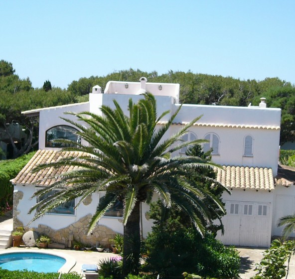 Modern Villa For Sale Frontline In Cala Dor, Mallorca