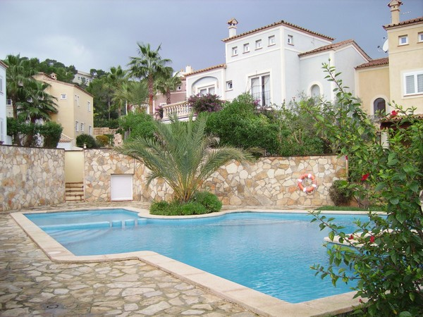 Villa for sale on Exclusive Community in Santa Ponsa, Mallorca