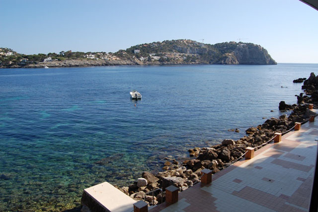 Great value studio apartment for sale in Puerto Andratx, Mallorca