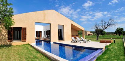 Stylish Modern Villa close to Puerto Pollensa, North East Mallorca