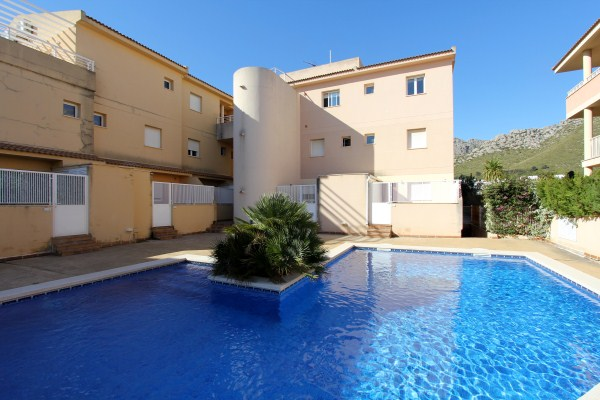 Penthouse Apartment For Sale In Puerto Pollensa Mallorca