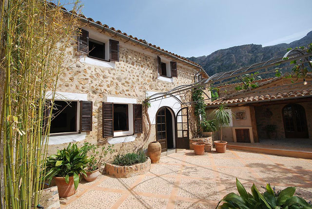 Village House For Sale With Guest Apartment In Deia